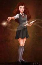 Jane Evana à l'école des sorciers by PotterEmma