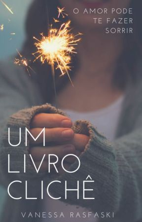 Um Livro Clichê by VanessaRasfaski