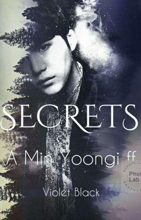 Secrets. (Requested MinY Fanfiction.) by violetvblack