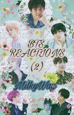 Реакции BTS (2) by MilkyWay2019