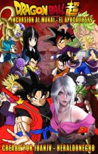 Goku y caulifla +18 by HeraldoNegro