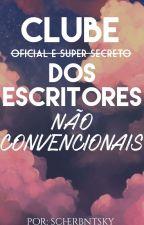 Clube Dos Escritores Não Convencionais by withoutespinosa