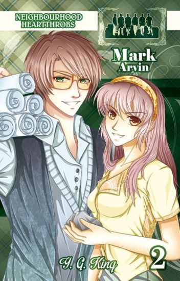 Neighborhood Heartthrobs 2 : Mark Arvin ***Now available National Bookstores and Precious Pages nationwide***