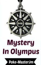 Mystery in Olympus by GeorgeMintoe