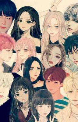 [Fafiction Girl_Bangtanboys] Yêu một idol ư? VỚ VẨN!!!!