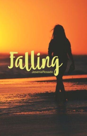 Falling by JeseniaRosado