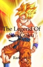 The Legend of Son Goku by Randy8610
