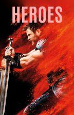 God of Thunder | Thor: Ragnarok by Cavelnimicum