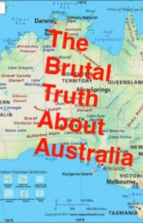Map Of Australia Meme.The Brutal Truth About Australia Couple Of Aussie Memes
