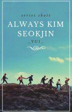[AllJin][Series shots] Always Kim SeokJin by linhmeoyui7
