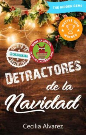 Detractores de la navidad by Ceci-all