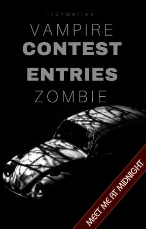 Supernatural/Mystery Contest Entries by izzywriter2