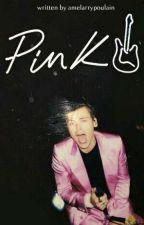 PINK! - The Color of Rock (l.s.) by amelarrypoulain