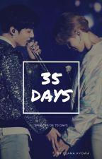 35 Days by ElanaKyowa