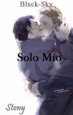 Solo Mío {Stony} {AU;OoC} by blxck-sky