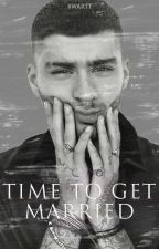 Time to get Married//Zerrie by withlovepezz
