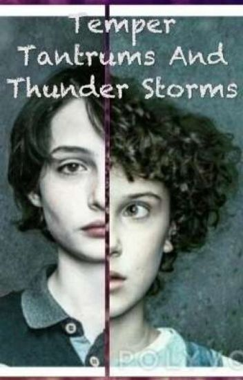 Temper Tantrums And Thunder Storms (A Mileven Pregnancy