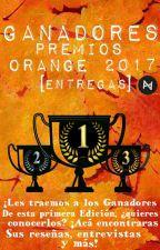 Ganadores Premios Orange 2017 [Entregas] by PremiosOrange