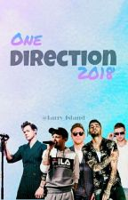 One Direction 2018 by Larry_Island