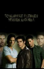 Somewhere Between Heaven and Hell (Sterek) (Destiel)  by Halevetica