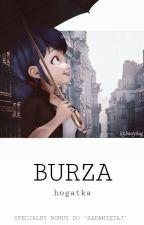 BURZA ☂ ZAPAMIĘTAJ [BONUS] by Hogatka
