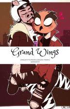 Grand Wings [VanCat Fanfic] by IAMRANTZ