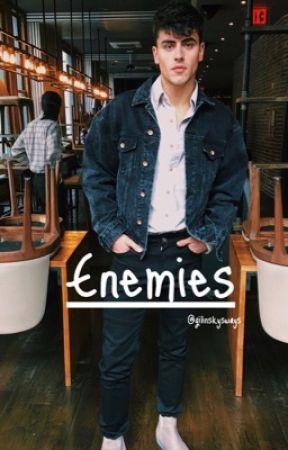 Enemies by gilinskysways