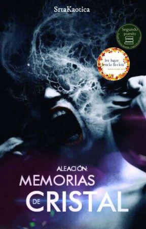 Aleación: Memorias de cristal by blandvert