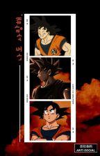 ¿Amor? [Goku  x OC] by AgentCucumber