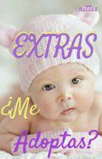 Extras de ¿Me adoptas?  by aittes