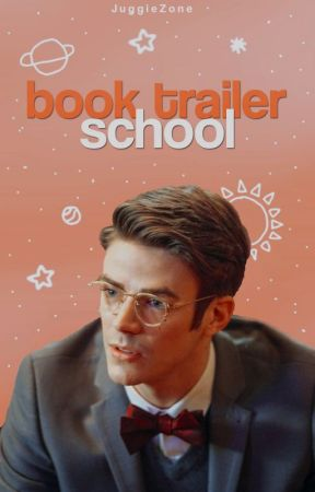 Book Trailer School ☺ by JuggieZone