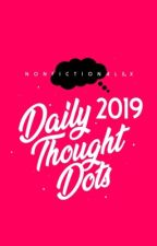 Daily Thought Dots by nonfictionalex