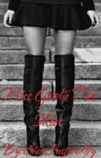 Miss Goodie-Two Shoes by storiesInspiredby