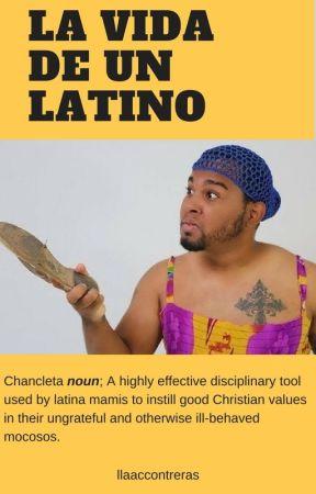 la vida de un latino by llaaccontreras