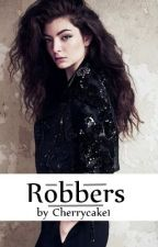 Robbers h.s. || AU by Cherrycake1