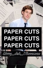 PAPER CUTS || J.H. by Livvy_deh_Whuumun