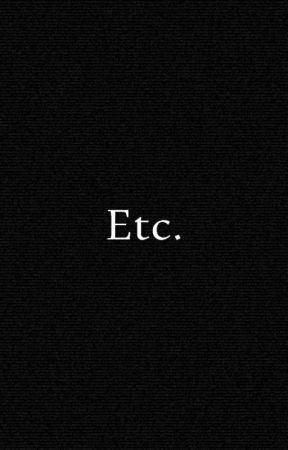 Rantbook - Etc.  by EclatdeNoisette