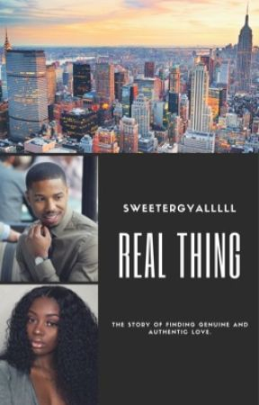 Real Thing. | Urban by sweetergyalllll