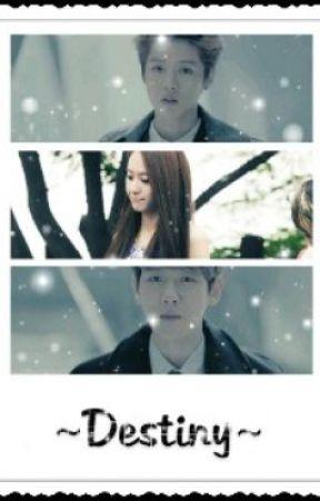 Destiny {luhan; baekhyun y tú} Exo by VCupcake