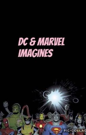 DC & Marvel Imagines by Omega_Wolf_Pack