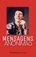 Mensagens Anônimas // Shawn Mendes by BrokenHeartLady