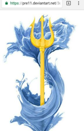 Percy Jackson and the Missing Trident - Chapter 3 The Three