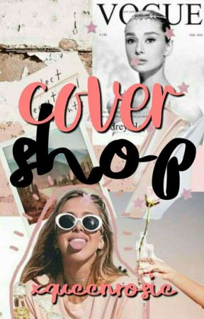 [OPEN] Cover Shop | Graphics Shop by xqueenrosie