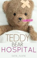 Teddy Bear Hospital by allegorically