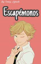 Escapémonos (Adrien Agreste/Chat Noir x Tu) by TheLadrienShipper