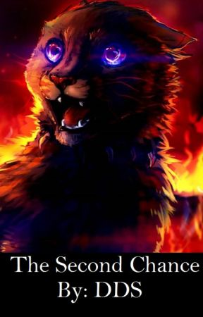 Scourge and Cinderpelt by DevilDragonSlayer