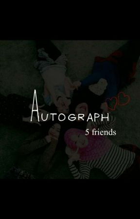 Autograph - Love is in the air - Wattpad