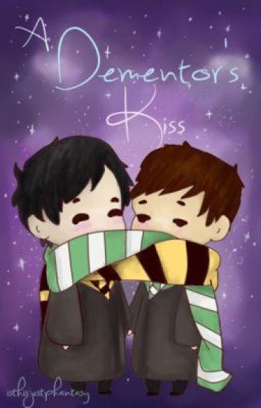 A Dementor's Kiss - Phan