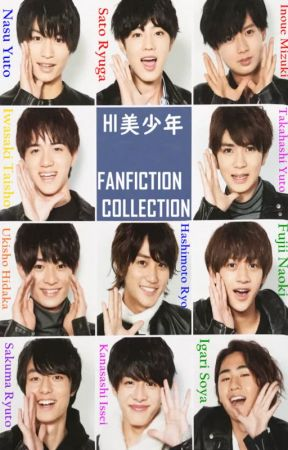 HiHi B 少年 Fanfiction Collections by UkiNasu46