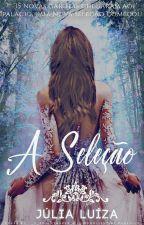 A Seleção - Uma nova princesa ( COMPLETA ) by _juliahstyles_